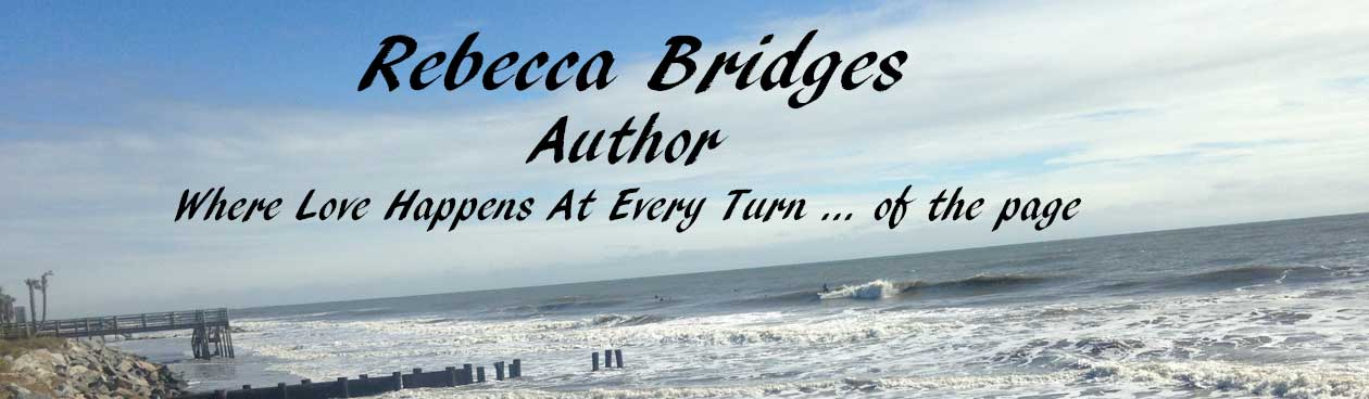 Rebecca Bridges Author